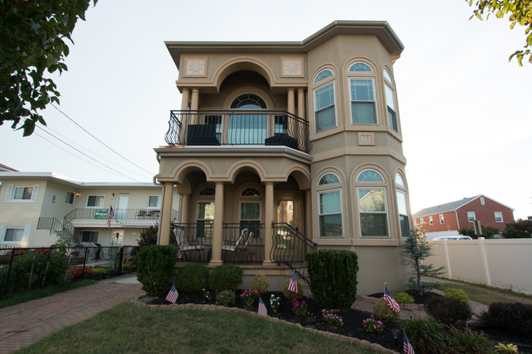 Condominium for Sale at 10 S Frontenac Avenue #A Margate, New Jersey 08402 United States