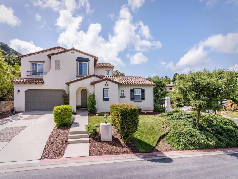Single Family Home for Sale at 1960 Etsrella Court 1960 Estrella Court San Luis Obispo, California, 93401 United States