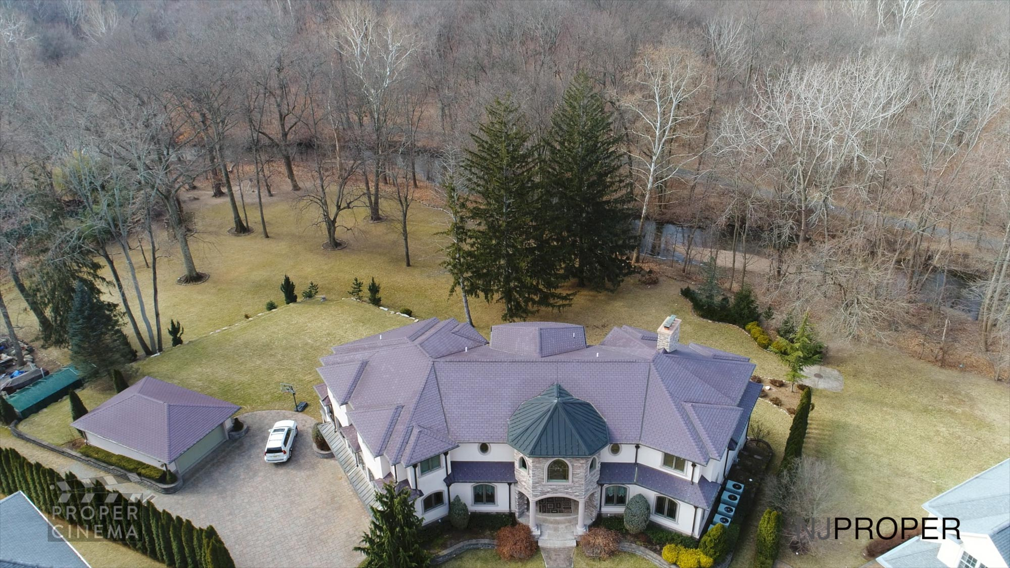 واحد منزل الأسرة للـ Sale في Beautiful Colonial 305 Blauvelt Ct, Paramus, New Jersey, 07652 United States