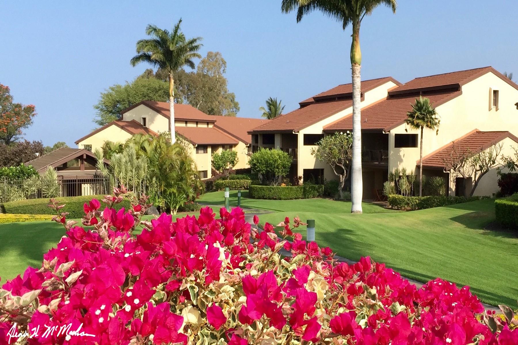 Condomínio para Venda às Hale O Mele La'i 68-3840 Lua Kula St B201 Waikoloa, Havaí, 96738 Estados Unidos
