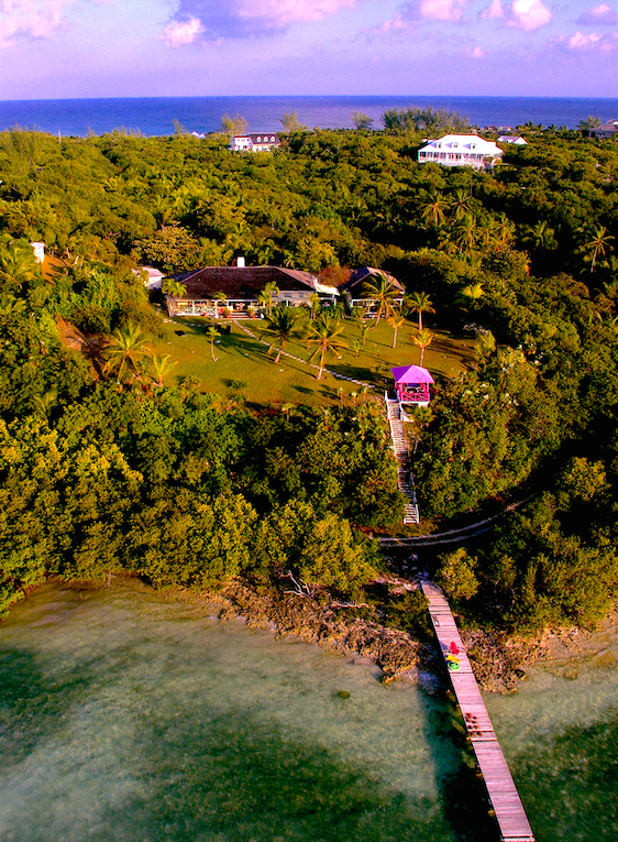 Maison unifamiliale pour l Vente à BEACON HILL Harbour Estate Harbour Island, Eleuthera Bahamas