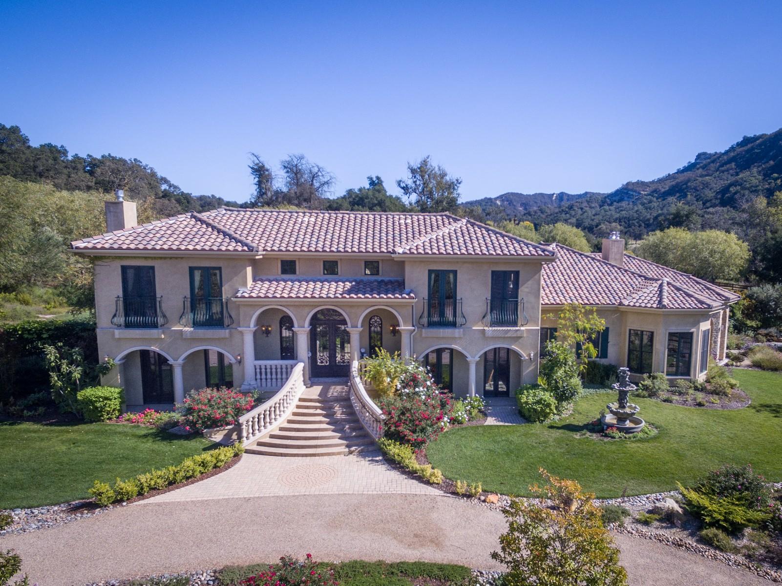 独户住宅 为 销售 在 Willow Creek Ranch 1494 Big Baldy Way 阿罗约, 加利福尼亚州, 93420 美国
