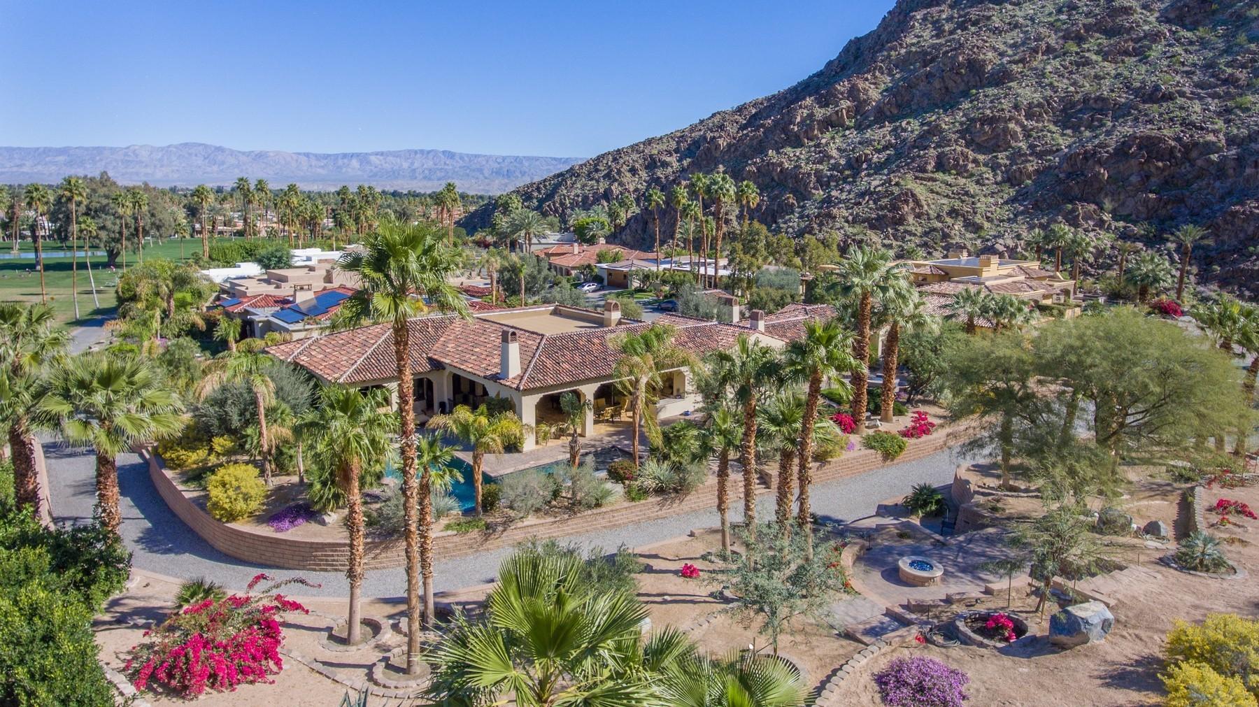 Maison unifamiliale pour l Vente à 46271 Club Terrace Indian Wells, Californie, 92210 États-Unis