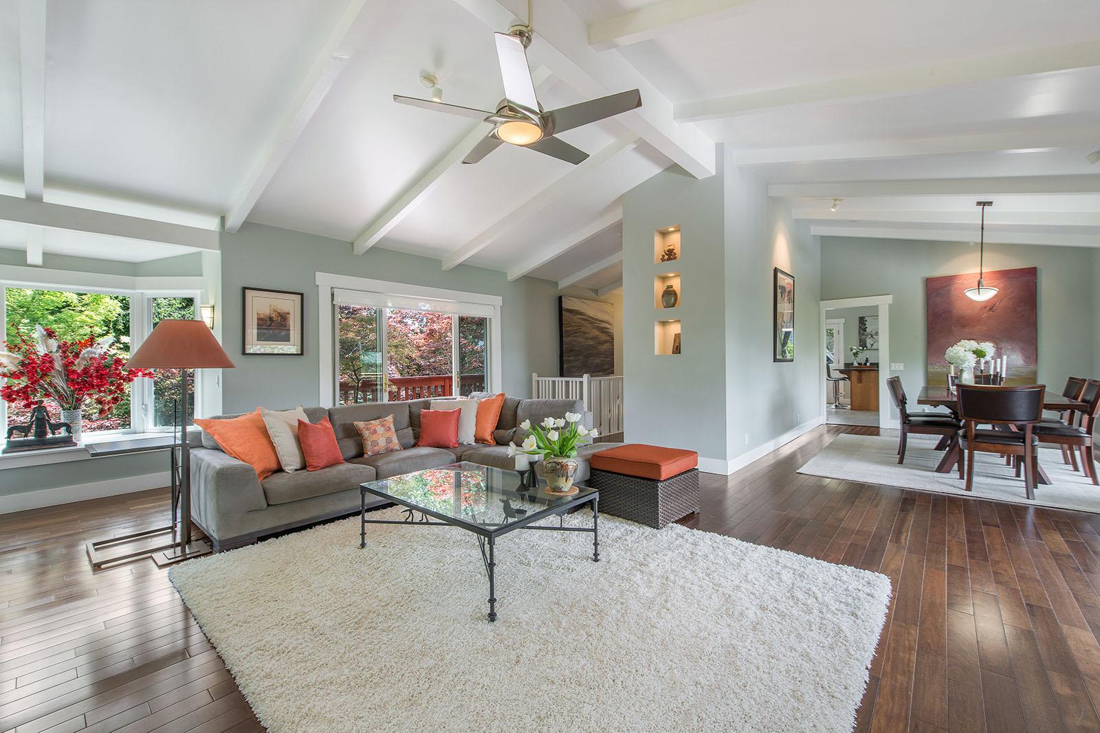단독 가정 주택 용 매매 에 Ideally Located Charmer 225 Foster Avenue Kentfield, 캘리포니아, 94904 미국