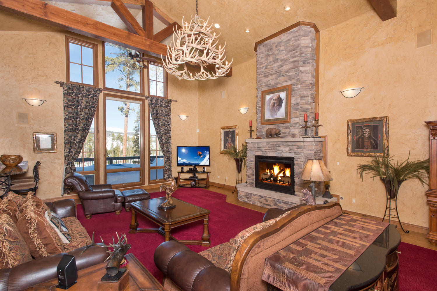Single Family Home for Active at Golf Course Manor 127 Marks Lane Breckenridge, Colorado 80424 United States