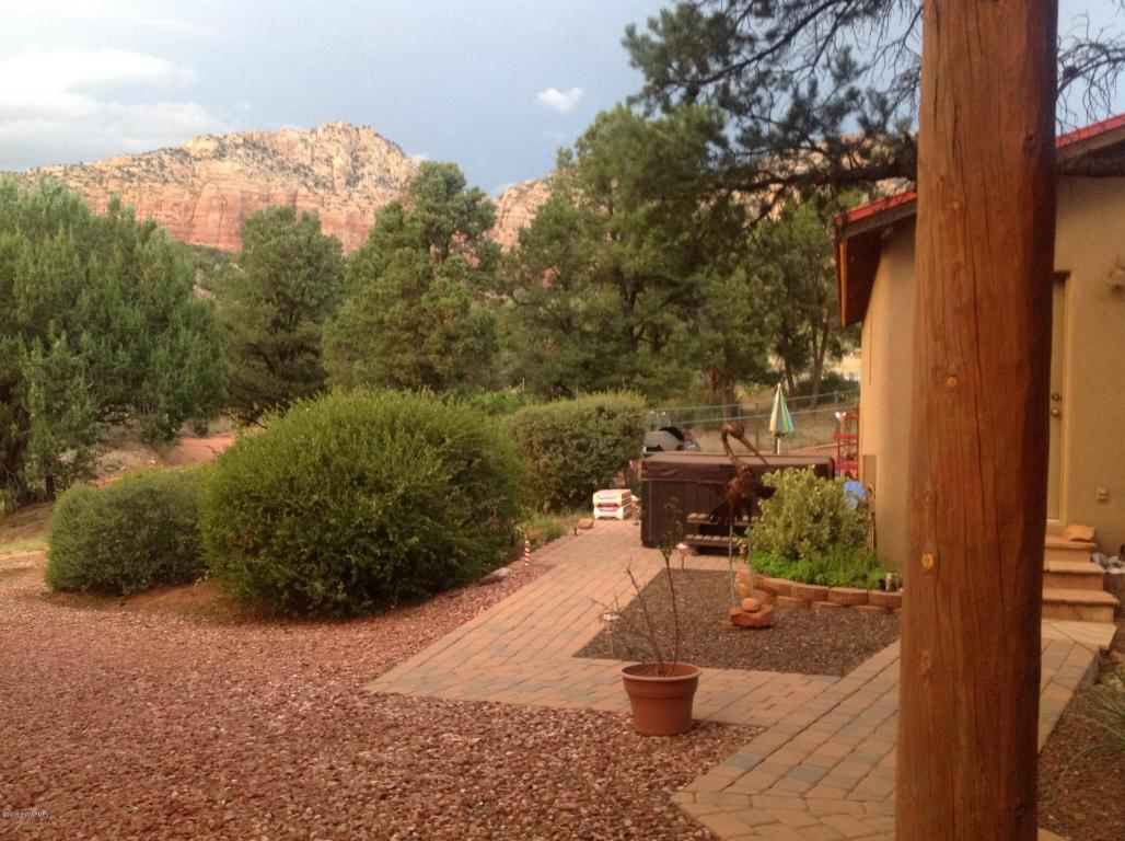 Casa Unifamiliar por un Venta en Superb Lee Mountain Valley Home 1505 Lee Mountain Rd Sedona, Arizona, 86351 Estados Unidos