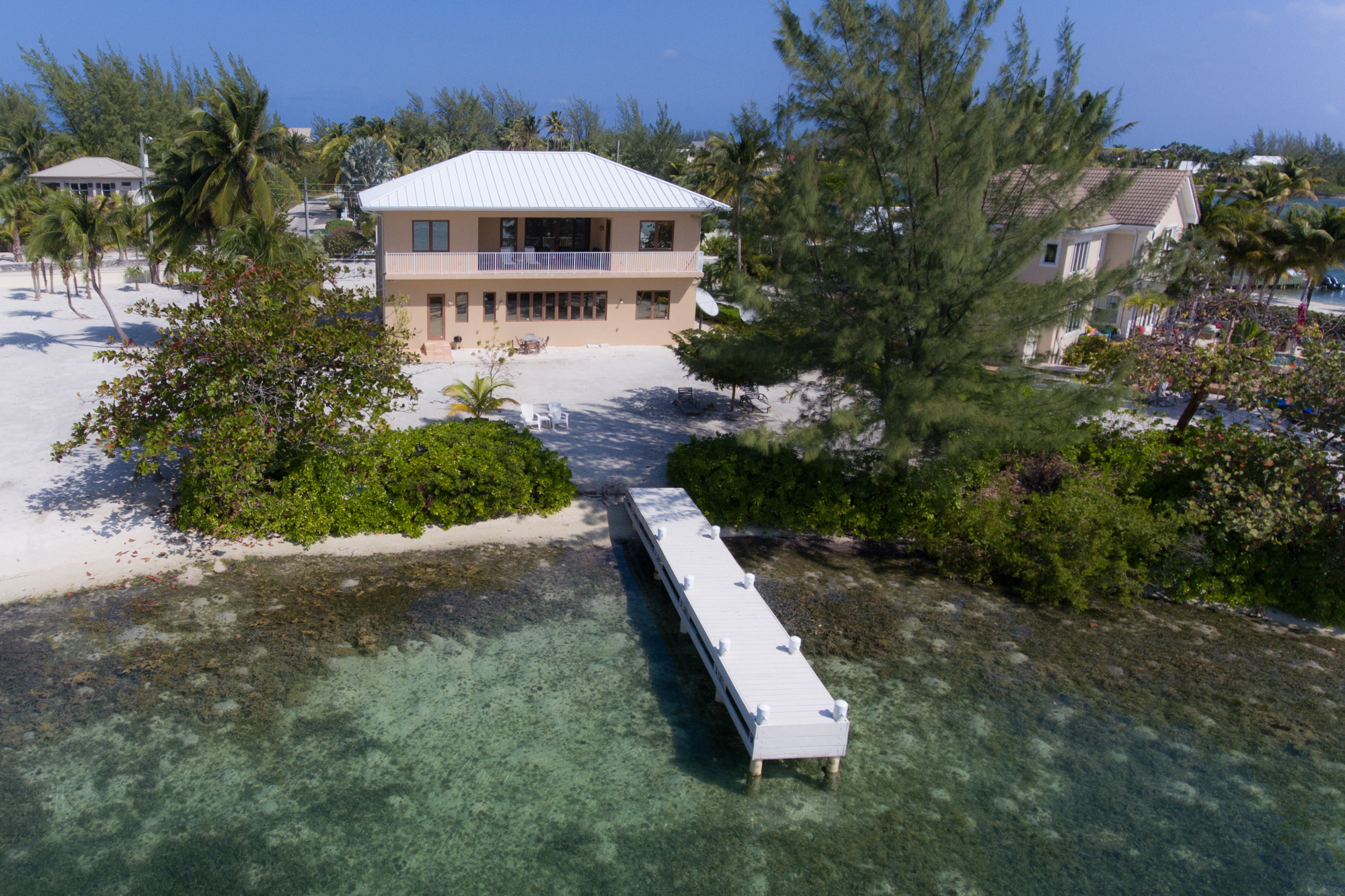 Single Family Home for Sale at Casuarina Cove Sand Point Rd Rum Point, KY1 Cayman Islands
