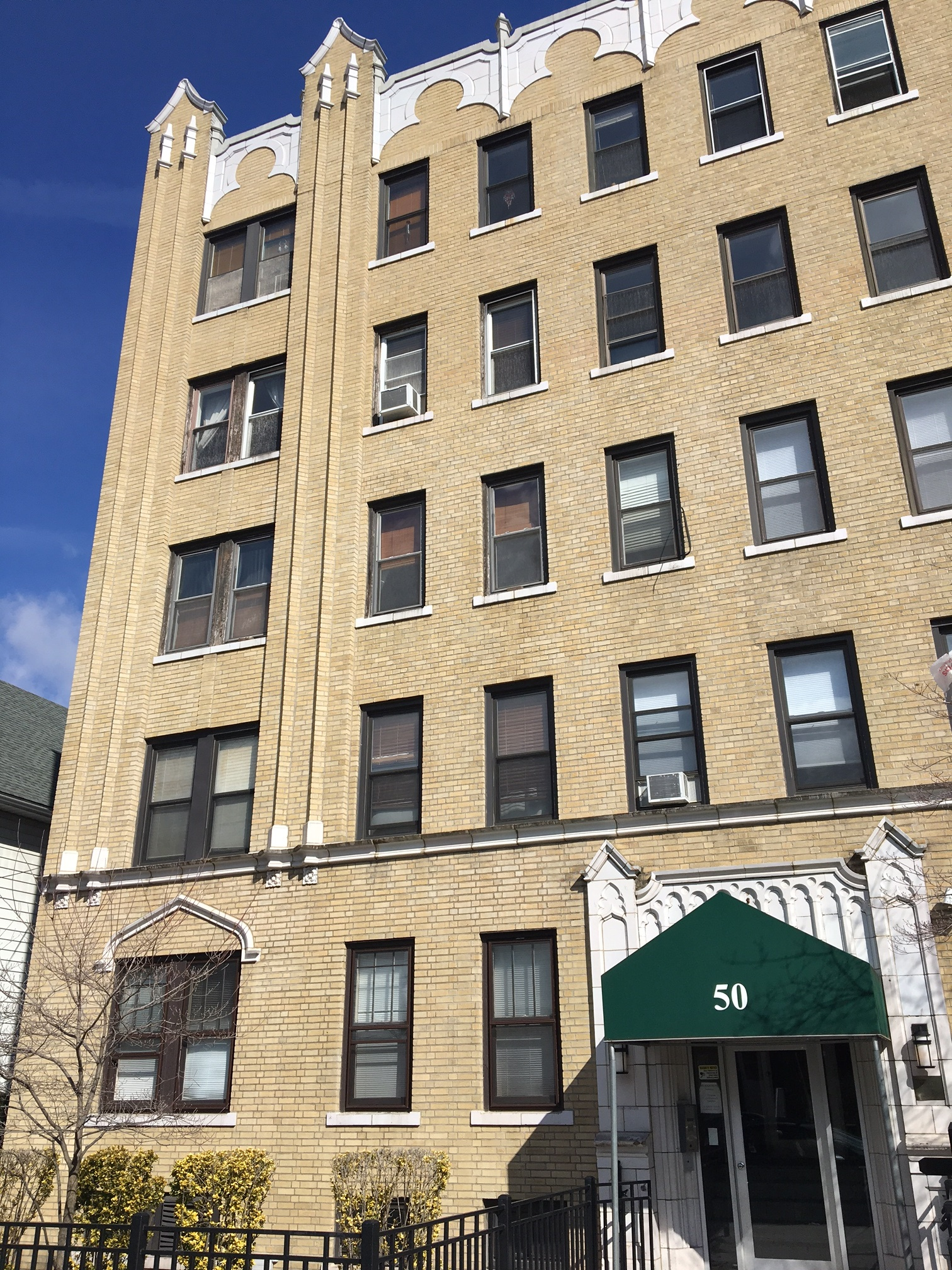Apartment for Rent at New York City View 50 Reservoir Avenue #405 Jersey City, 07307 United States