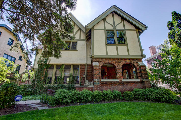 Single Family Home for Sale at Quintessential East Side Tudor 2967 N. Marietta Avenue Milwaukee, Wisconsin 53211 United States