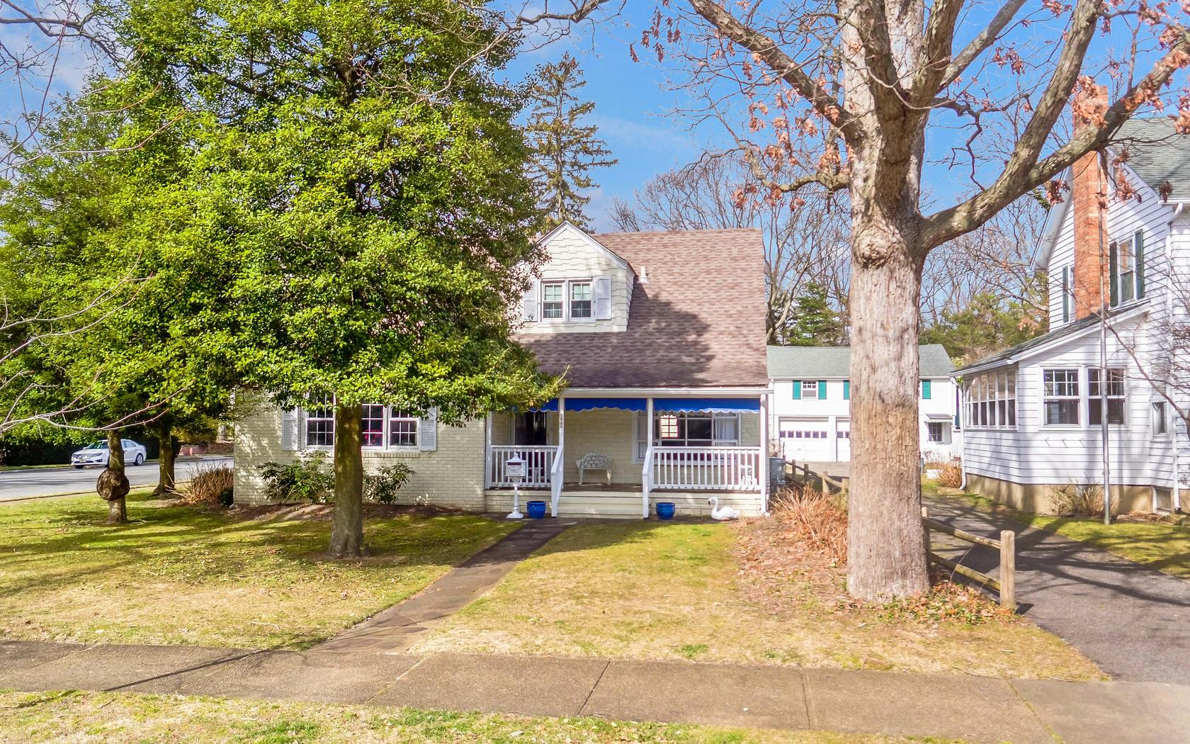 Single Family Home for Sale at Cape 110 Vroom Avenue Spring Lake, New Jersey 07762 United States