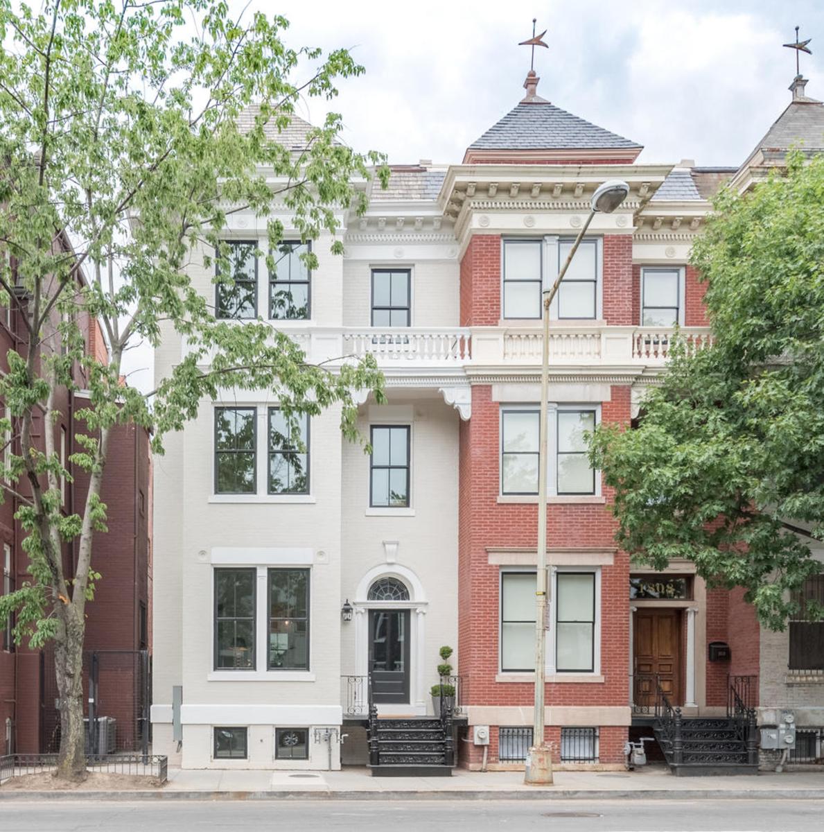 Maison unifamiliale pour l Vente à Shaw 1806 9th St 2 Washington, District De Columbia, 20001 États-Unis
