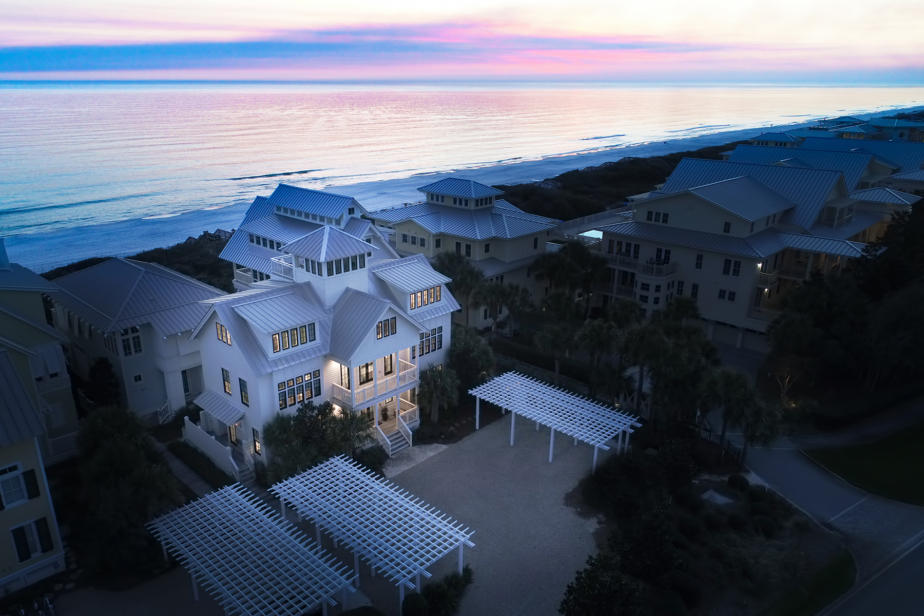 sales property at COASTAL CONTEMPORARY RESIDENCE CAPTURES UNPARALLELED VISTAS