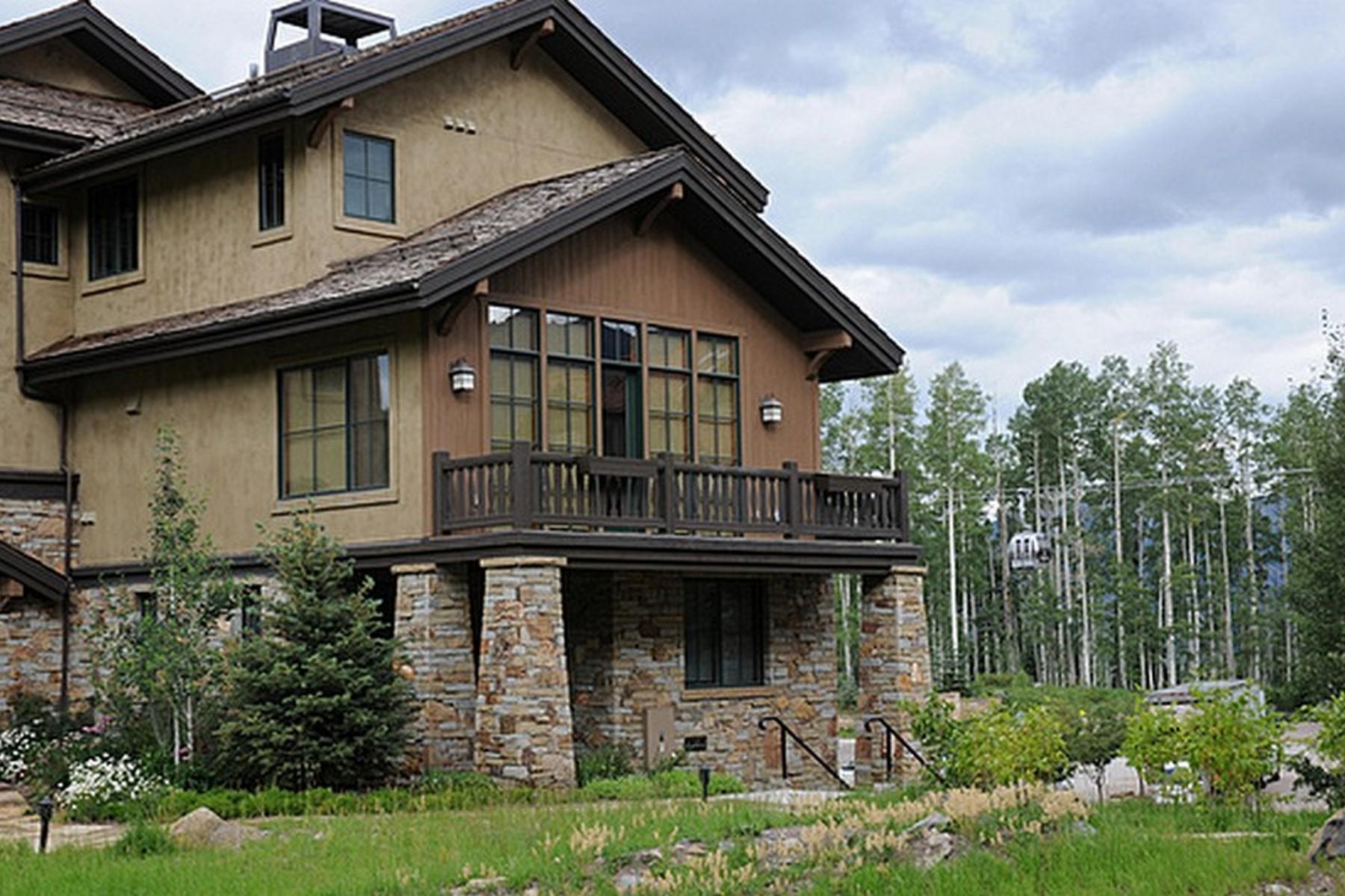 Condominio per Vendita alle ore Belvedere Park, Unit 4 112 Lost Creek Lane Mountain Village Mountain Village, Telluride, Colorado, 81435 Stati Uniti