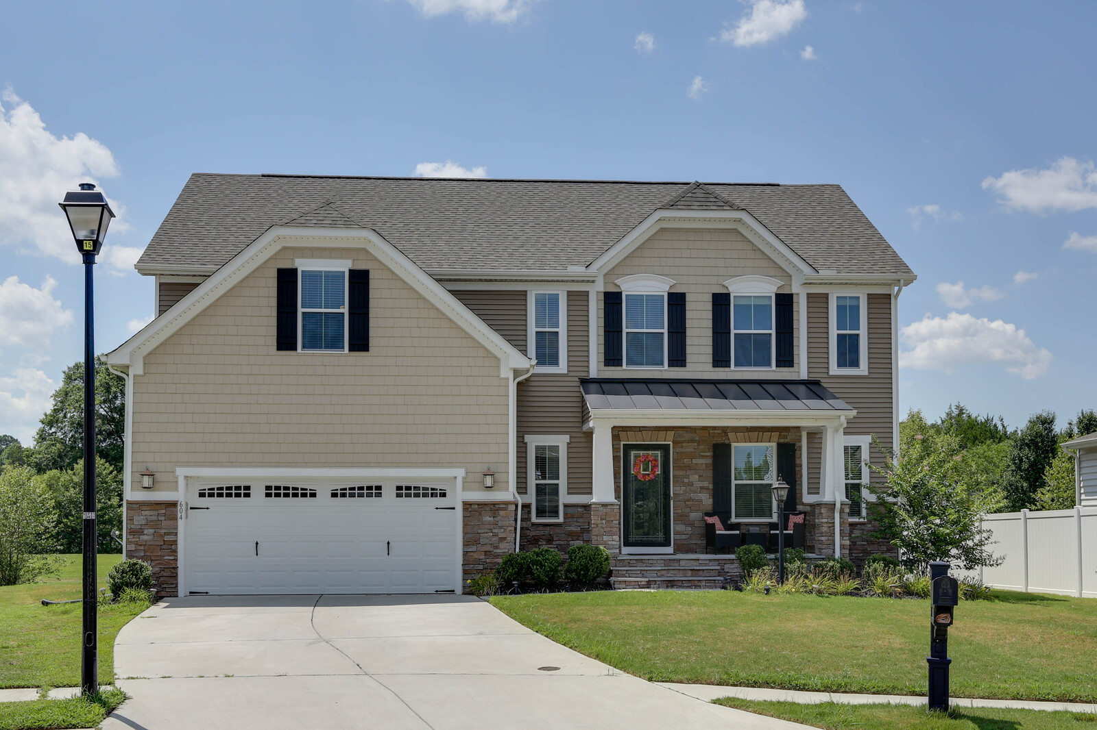 Single Family Homes for Sale at Centerville Commons 604 Rockies Ct, Chesapeake, Virginia 23320 United States