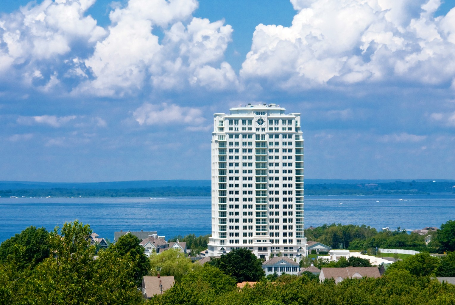 Condominiums for Sale at Carnegie Tower - Sanctuary in the Sky 1 Tower Dirve, 505 Portsmouth, Rhode Island 02871 United States