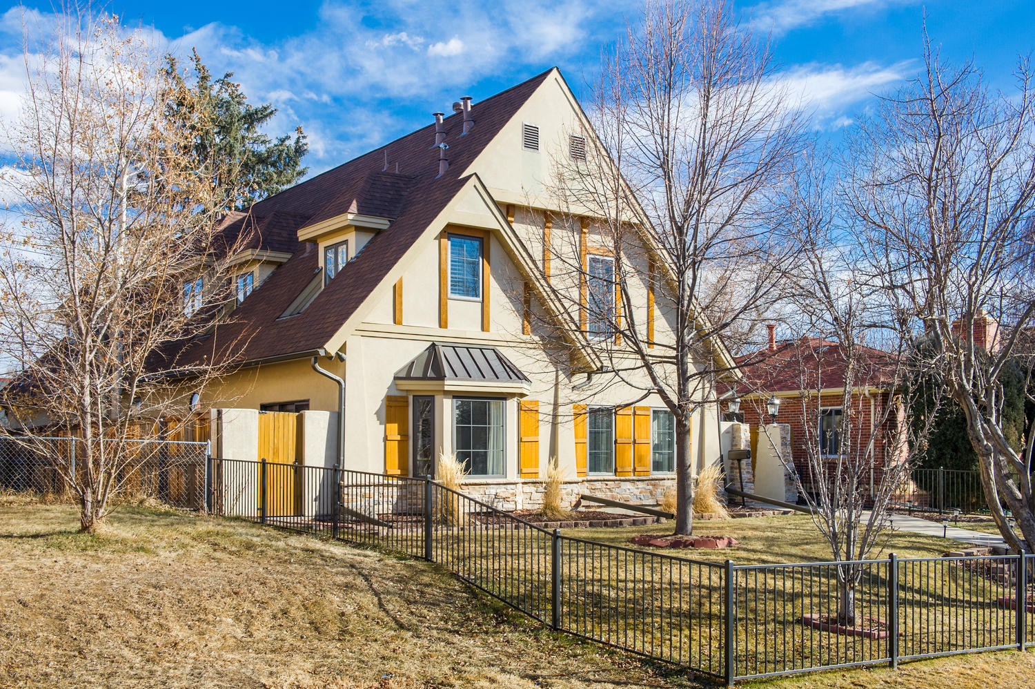 Single Family Home for Sale at 1280 South Saint Paul Street Cory-Merrill, Denver, Colorado, 80210 United States