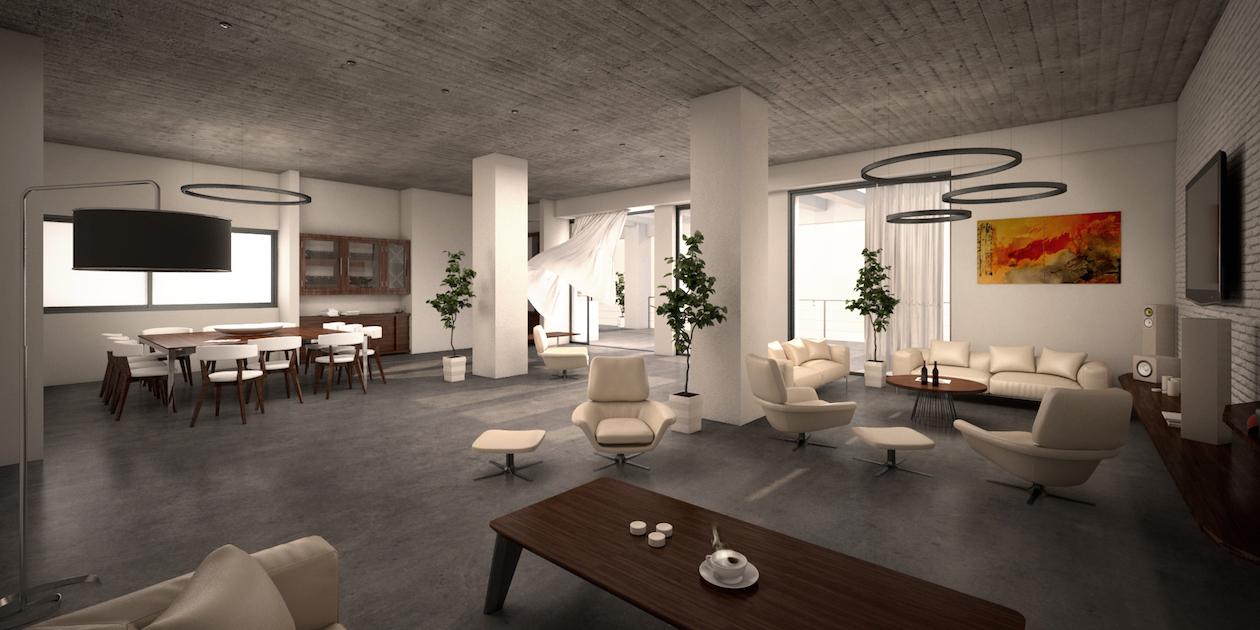 Apartamento por un Venta en Urban Penthouse Rhodes Town Urban Apartment Rhodes, Egeo Meridional, 85100 Grecia