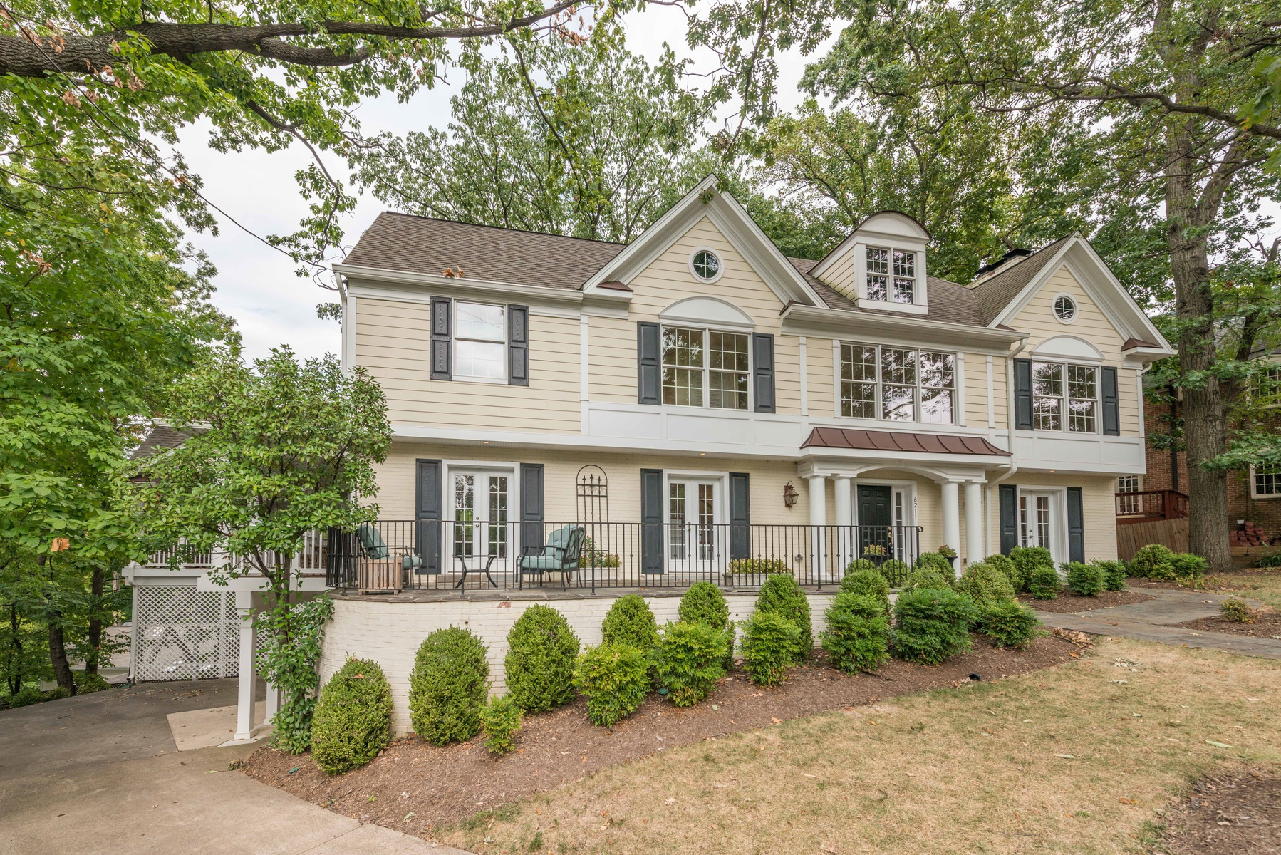 Single Family Home for Sale at 6211 Randall Court, Alexandria 6211 Randall Ct Alexandria, Virginia, 22307 United States