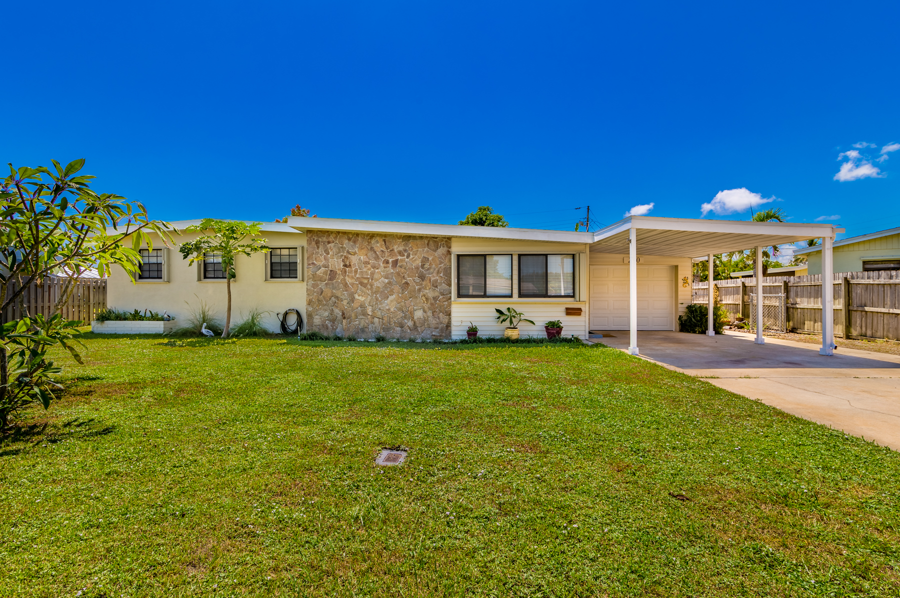 Single Family Home for Sale at Charming Home in South Patrick Shores 240 NE First Court Satellite Beach, Florida 32937 United States