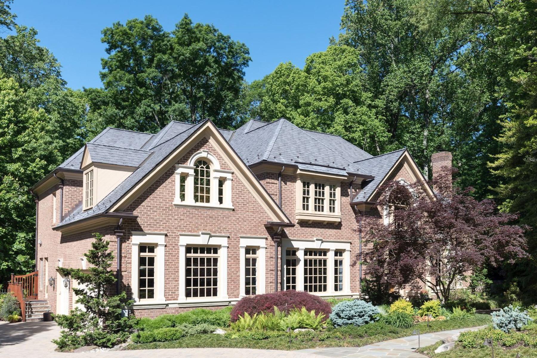 단독 가정 주택 용 매매 에 Woodlea Mill Fallswood Model 1156 Orlo Dr McLean, 버지니아, 22102 미국