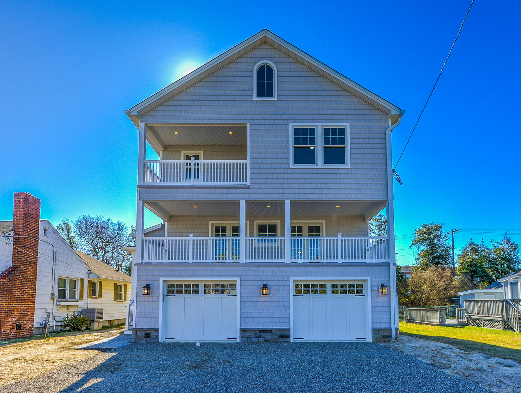 Single Family Home for Sale at Presenting Coastal Charm At It's Finest 306 Carter Avenue Point Pleasant Beach, New Jersey 08742 United States