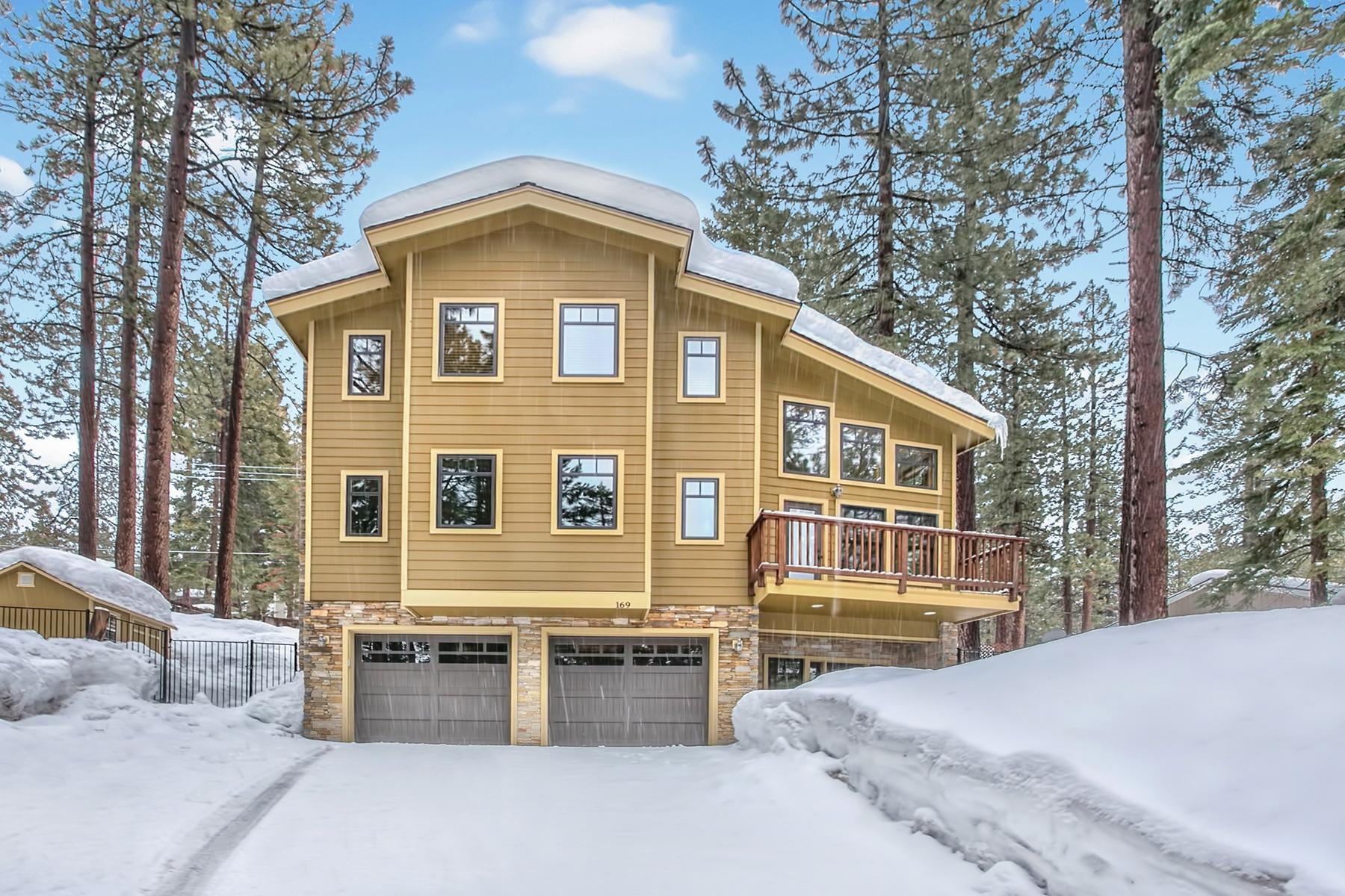 Vivienda unifamiliar por un Venta en 169 Pine Drive, Stateline, Nevada Stateline, Nevada, 89449 Lake Tahoe, Estados Unidos
