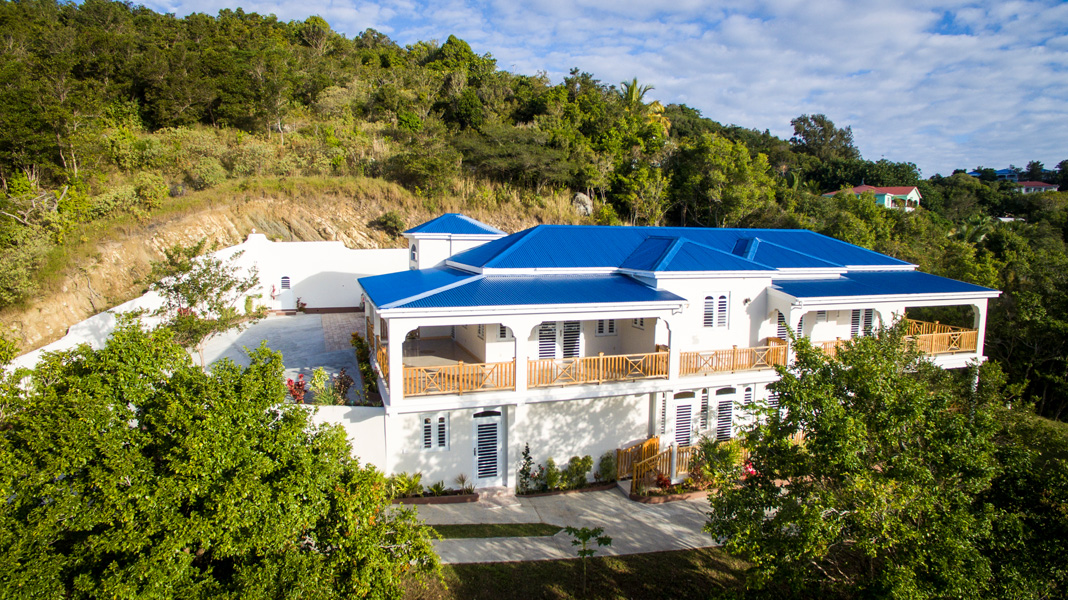 Multi-Family Home for Sale at Mountain Dove House Road Town, Tortola British Virgin Islands