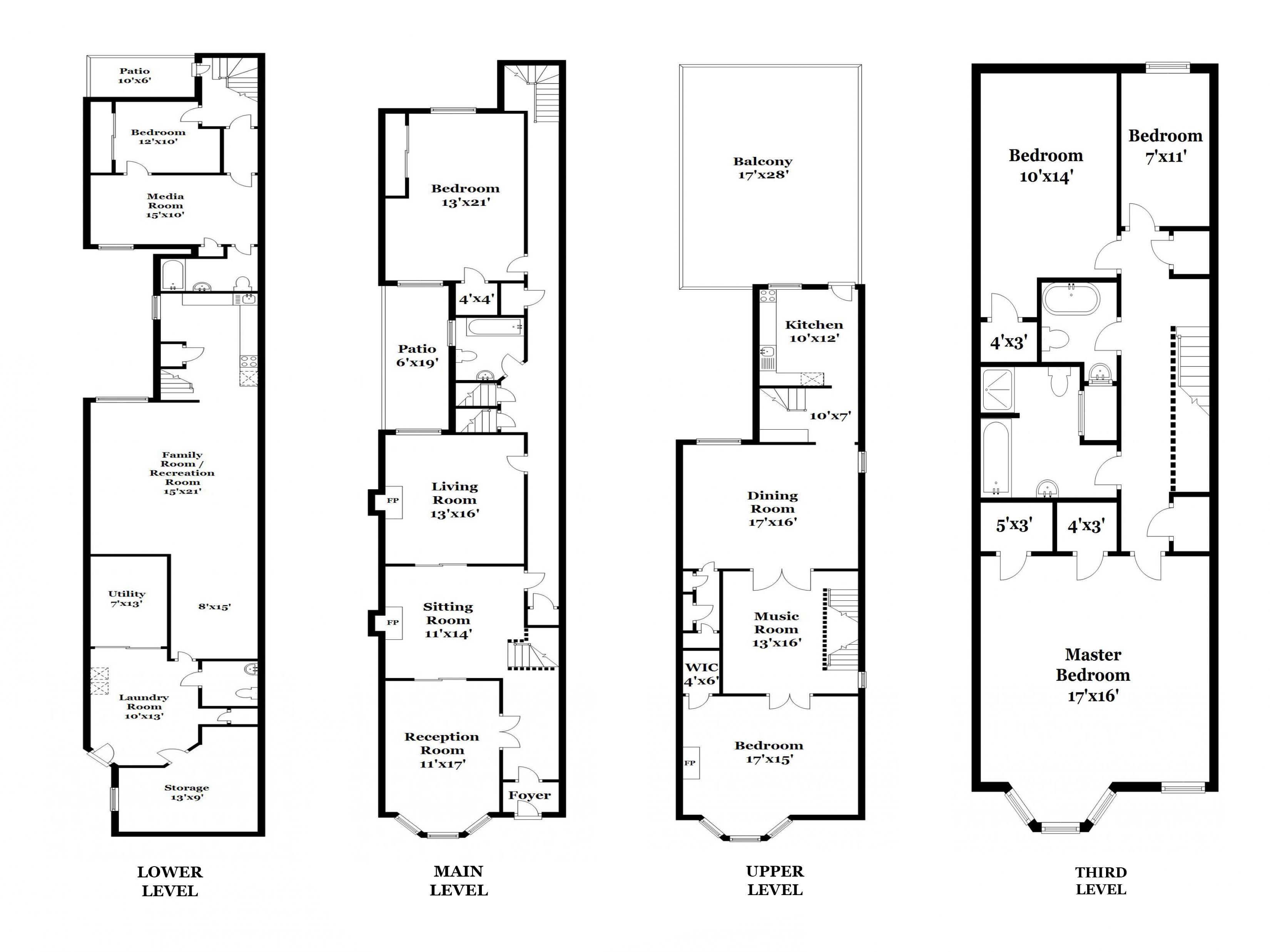 多户住宅 为 销售 在 901 Saint Marks Avenue 布鲁克林, 纽约州 11213 美国