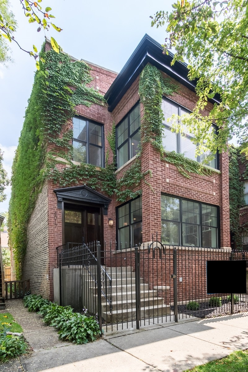 Single Family Home for Sale at Completely Renovated Modern Home 4017 N Oakley Avenue Chicago, Illinois 60618 United States