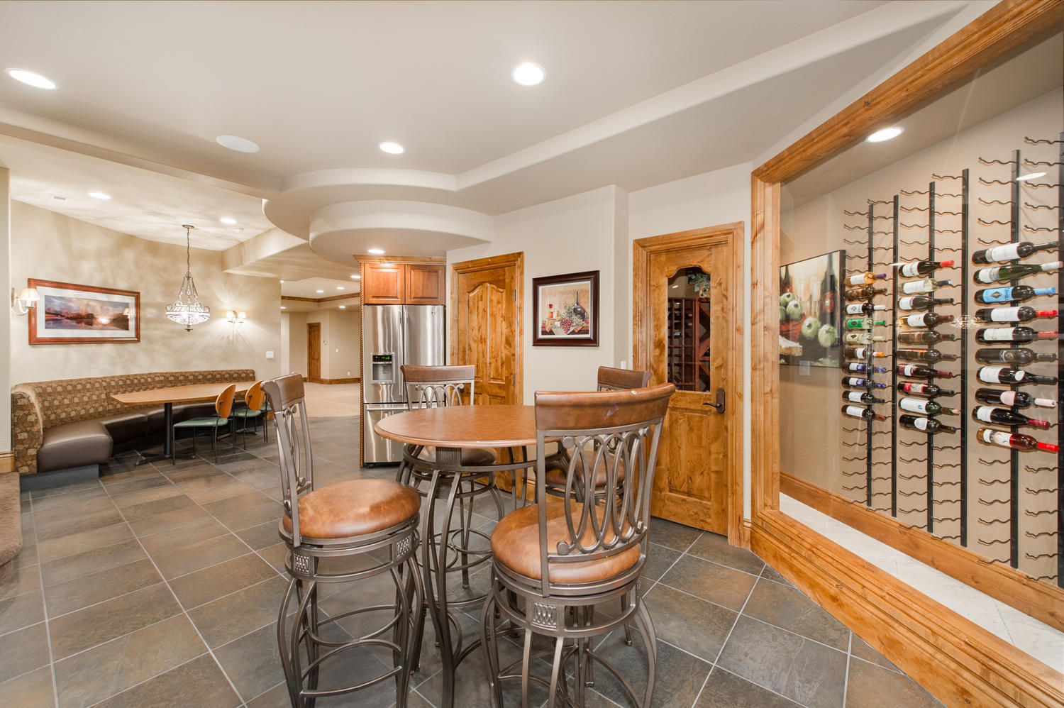Additional photo for property listing at Extraordinary Home Overlooking Buell Lake - Panoramic Views 1 Sandy Lake Road Cherry Hills Village, Colorado 80113 United States