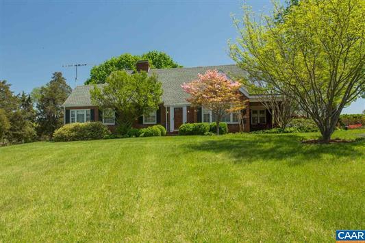 Single Family Home for Sale at Herndon Estate 13557 James Madison Highway Orange, Virginia 22960 United States