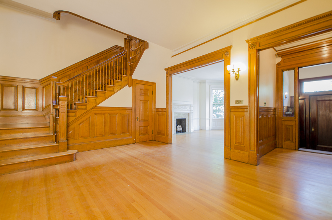Single Family Home for Rent at Spectacular Single Family Rental 1015 Beacon Street Unit 1015 Brookline, Massachusetts 02446 United States