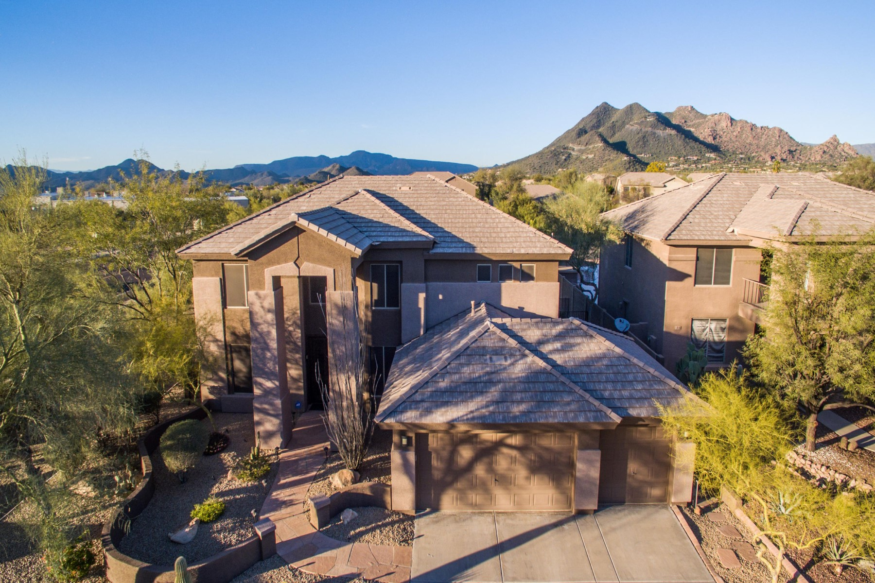 open-houses property at Remodeled Home with Mountain Views