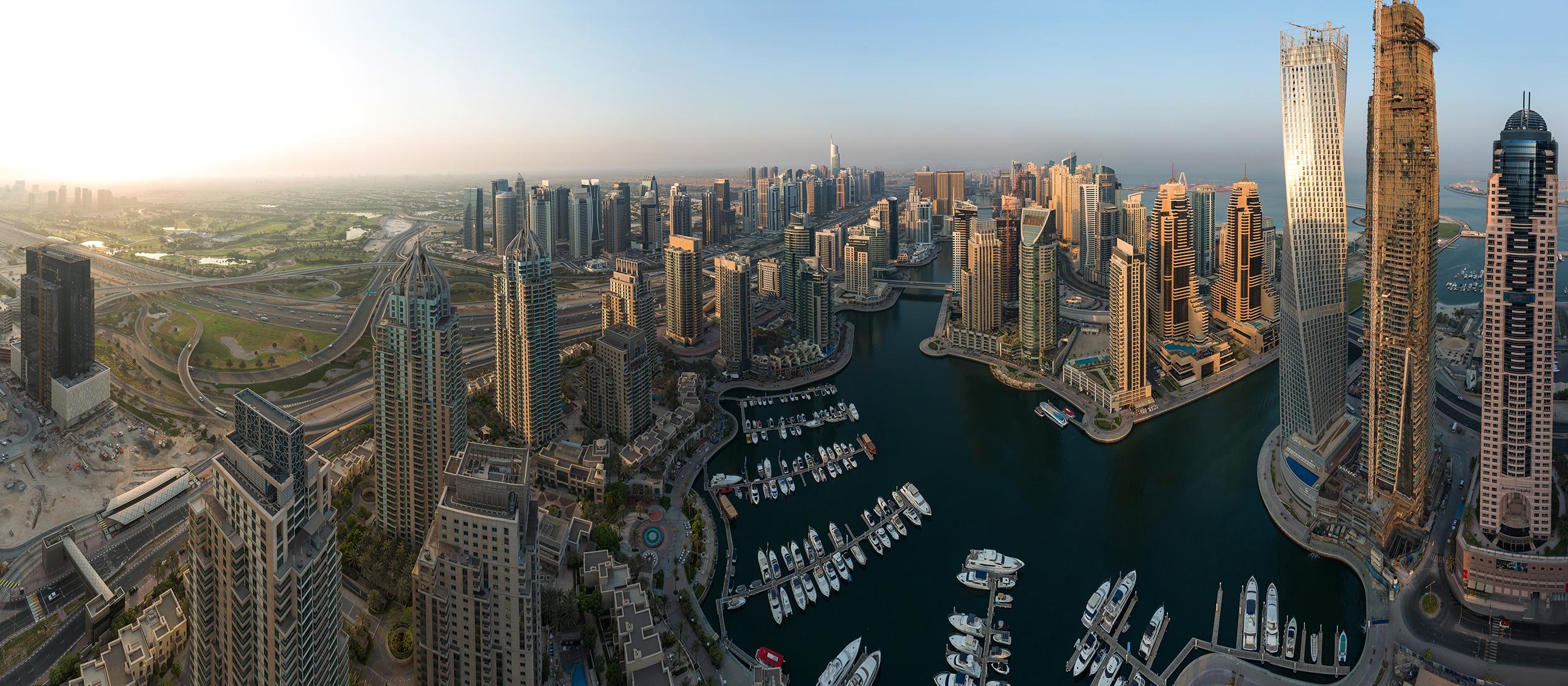 Eensgezinswoning voor Verkoop een t Full Marina View Half Floor Penthouse Dubai Marina, Marina Gate 2 6101 Dubai, Dubai 00000 Verenigde Arabische Emiraten