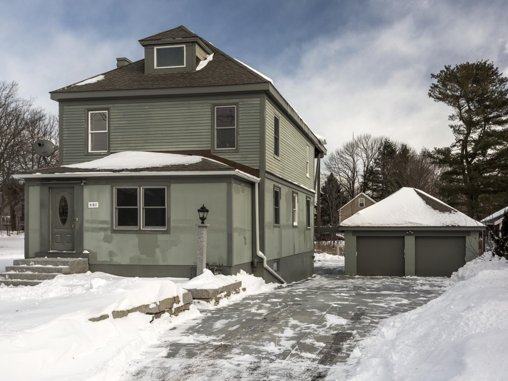 Multi-Family Home for Sale at 681 Ocean Avenue Portland, Maine, 04103 United States