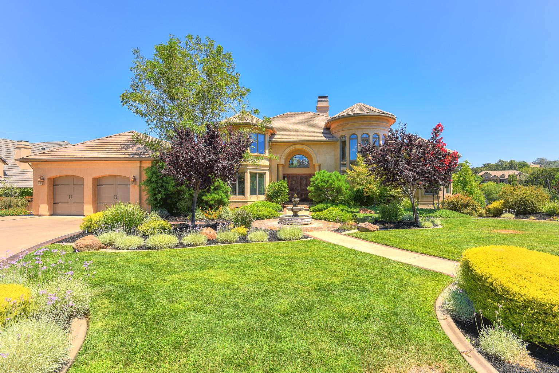 Single Family Home for Sale at 7601 Sangiovese Drive, El Dorado Hills, CA 95762 El Dorado Hills, California 95762 United States