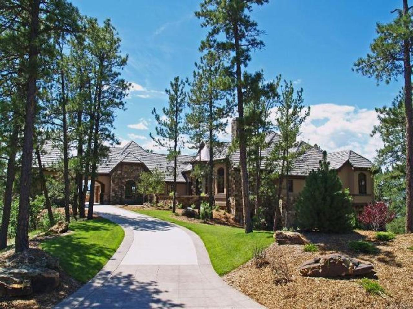 Single Family Home for Sale at 1 Eagle Pointe Ln Castle Pines Village, Castle Rock, Colorado, 80108 United States