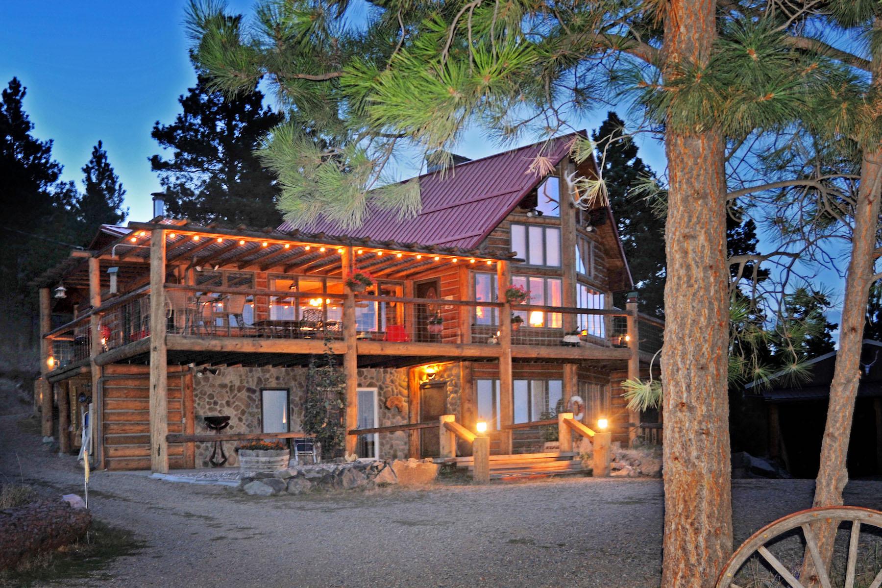 一戸建て のために 売買 アット 7148 Canyon Ferry Road Helena, モンタナ, 59602 アメリカ合衆国