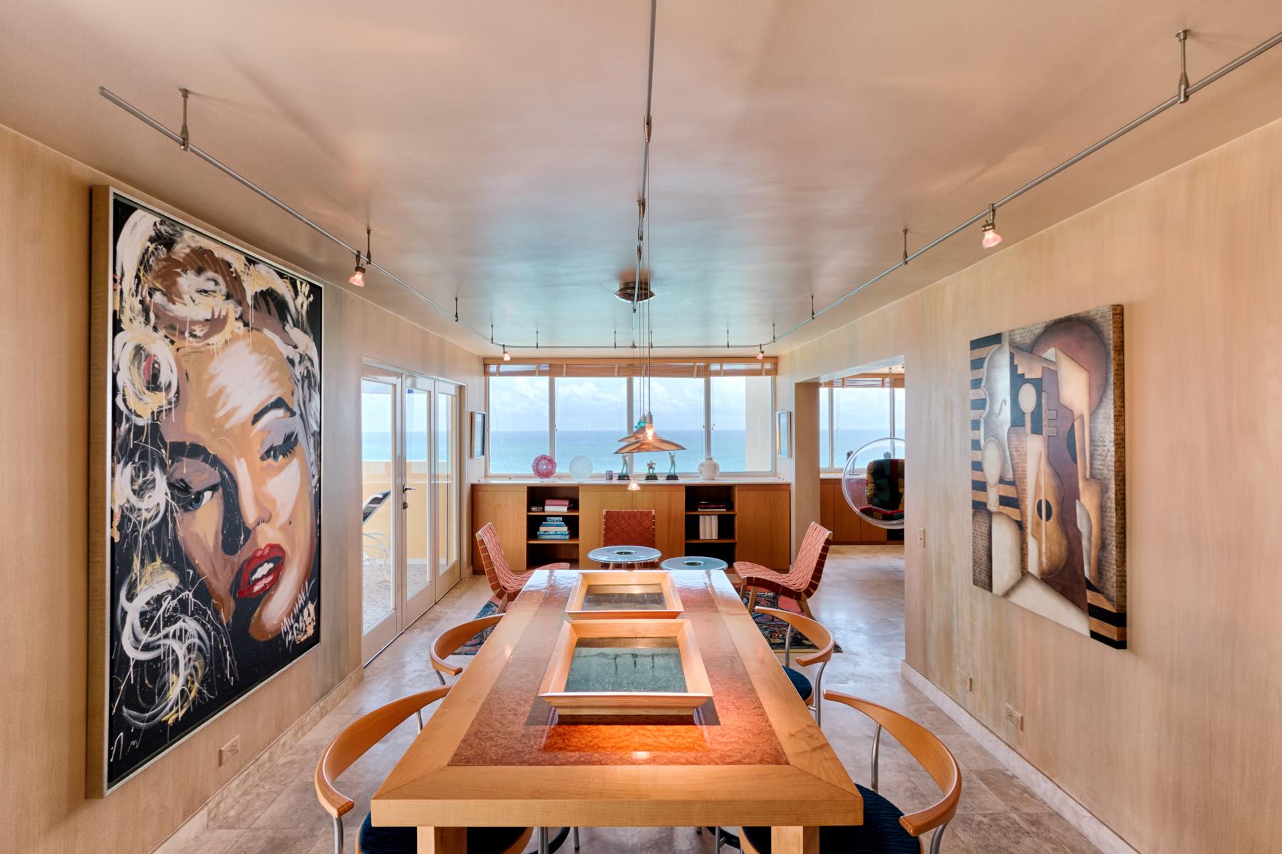Duplex for Sale at The Ultimate Beach Penthouse 6165 Isla Verde Ave. PH Carolina, Puerto Rico 00979 Puerto Rico