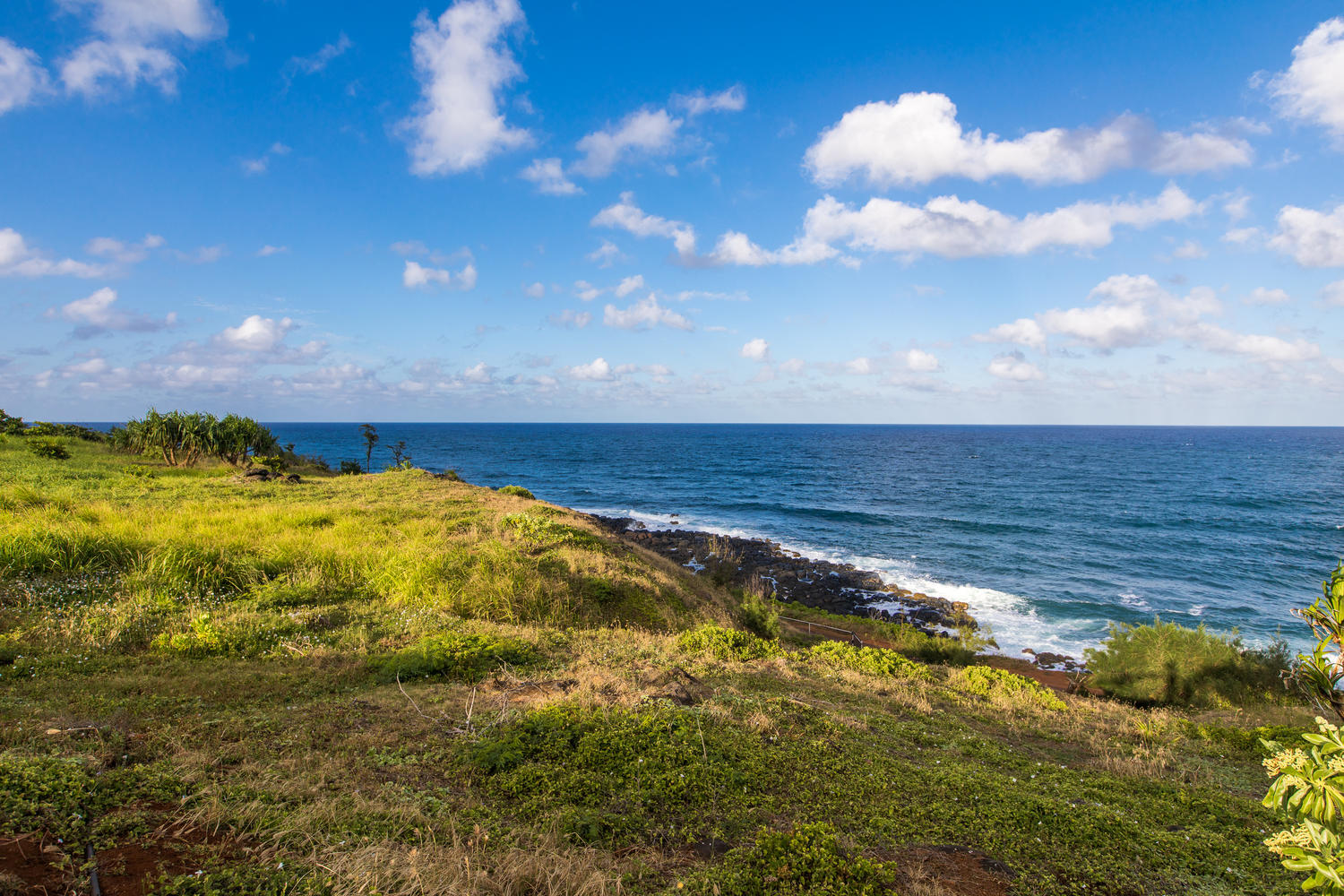 Single Family Home for Sale at Stunning Ocean Views 2622-G Kapli St Kapaa, Hawaii 96746 United States