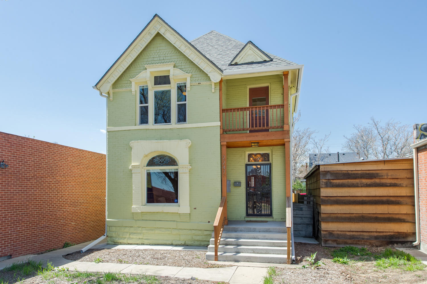 Single Family Home for Sale at 2247 Federal Boulevard Denver, Colorado, 80211 United States