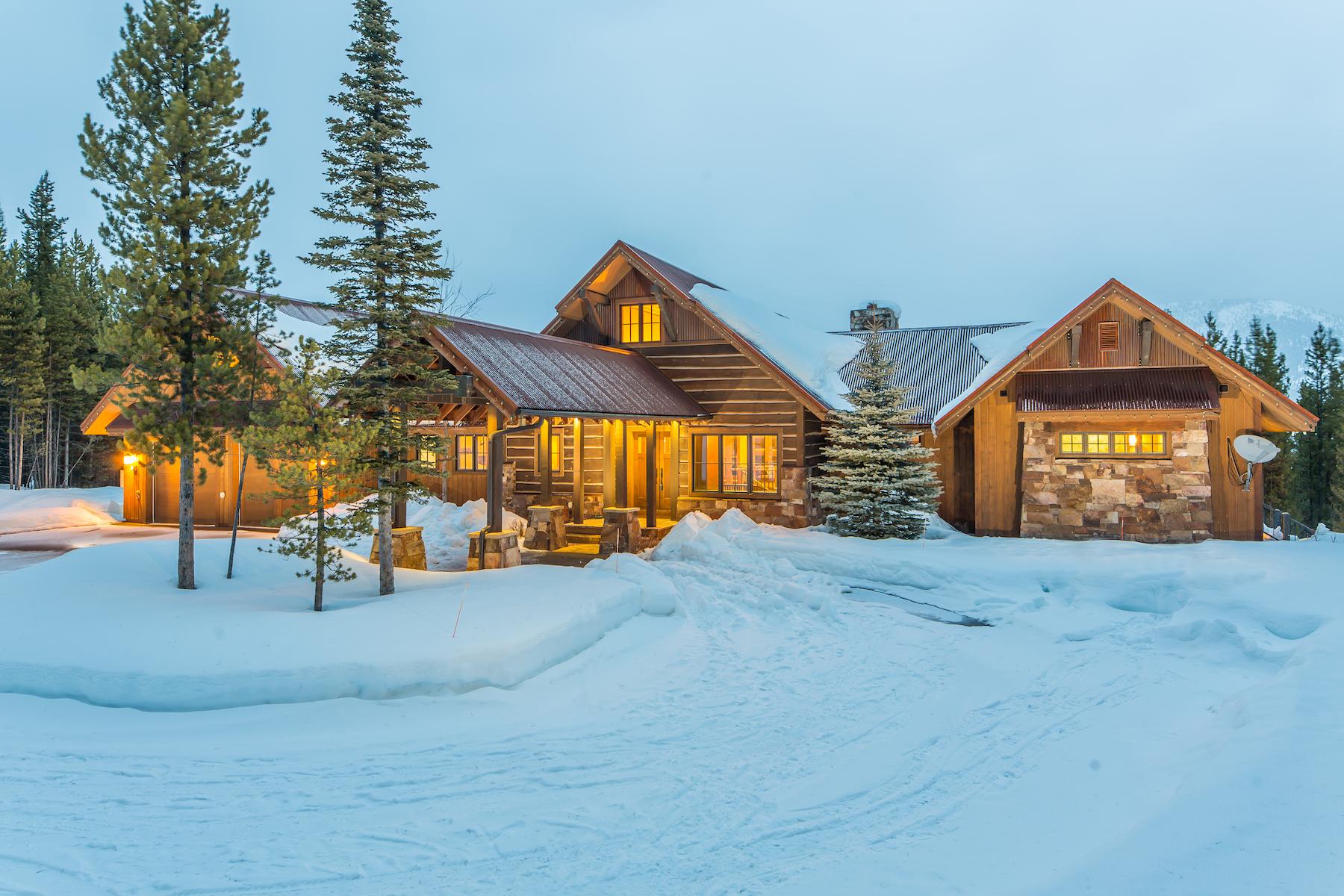 sales property at Luxury Mountain Retreat