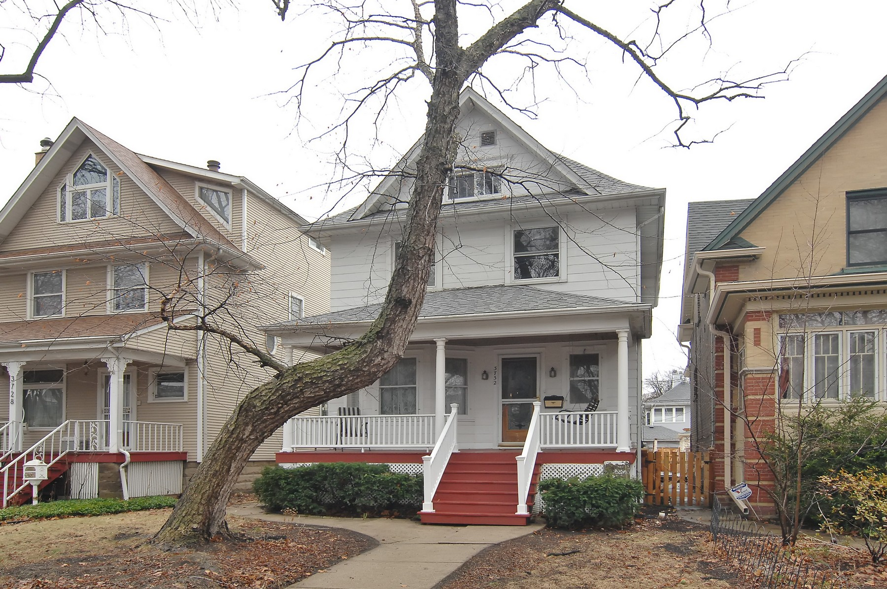 sales property at Perfect Home with Addition in Old Irving Park