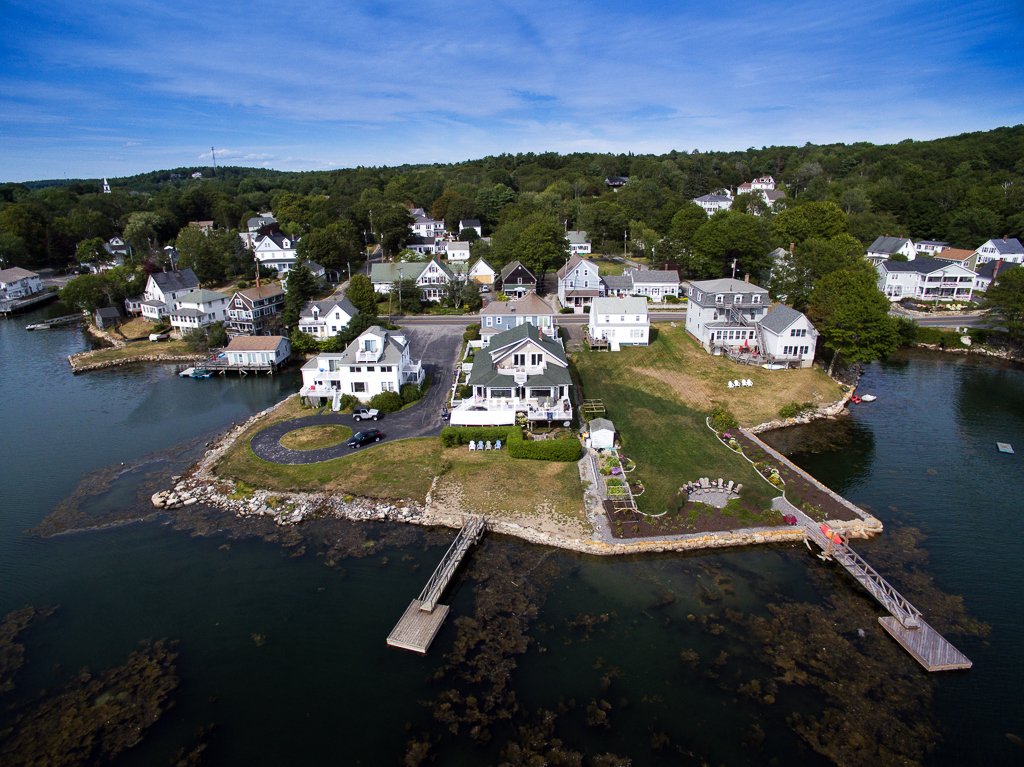 Single Family Home for Sale at 47 Union Street Boothbay Harbor, Maine, 04538 United States