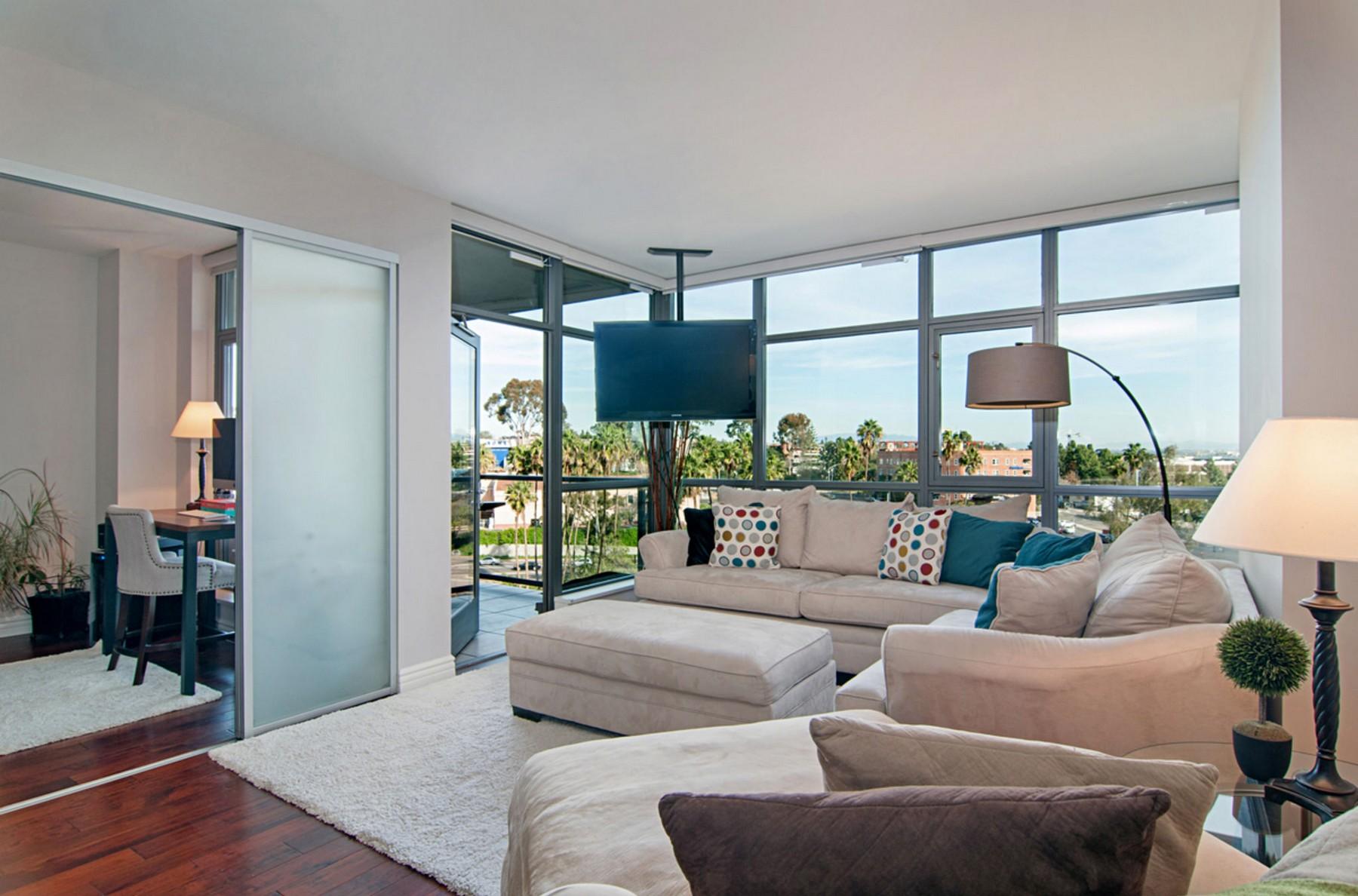 共管式独立产权公寓 为 销售 在 1441 9th Avenue #505 圣地亚哥, 加利福尼亚州, 92101 美国