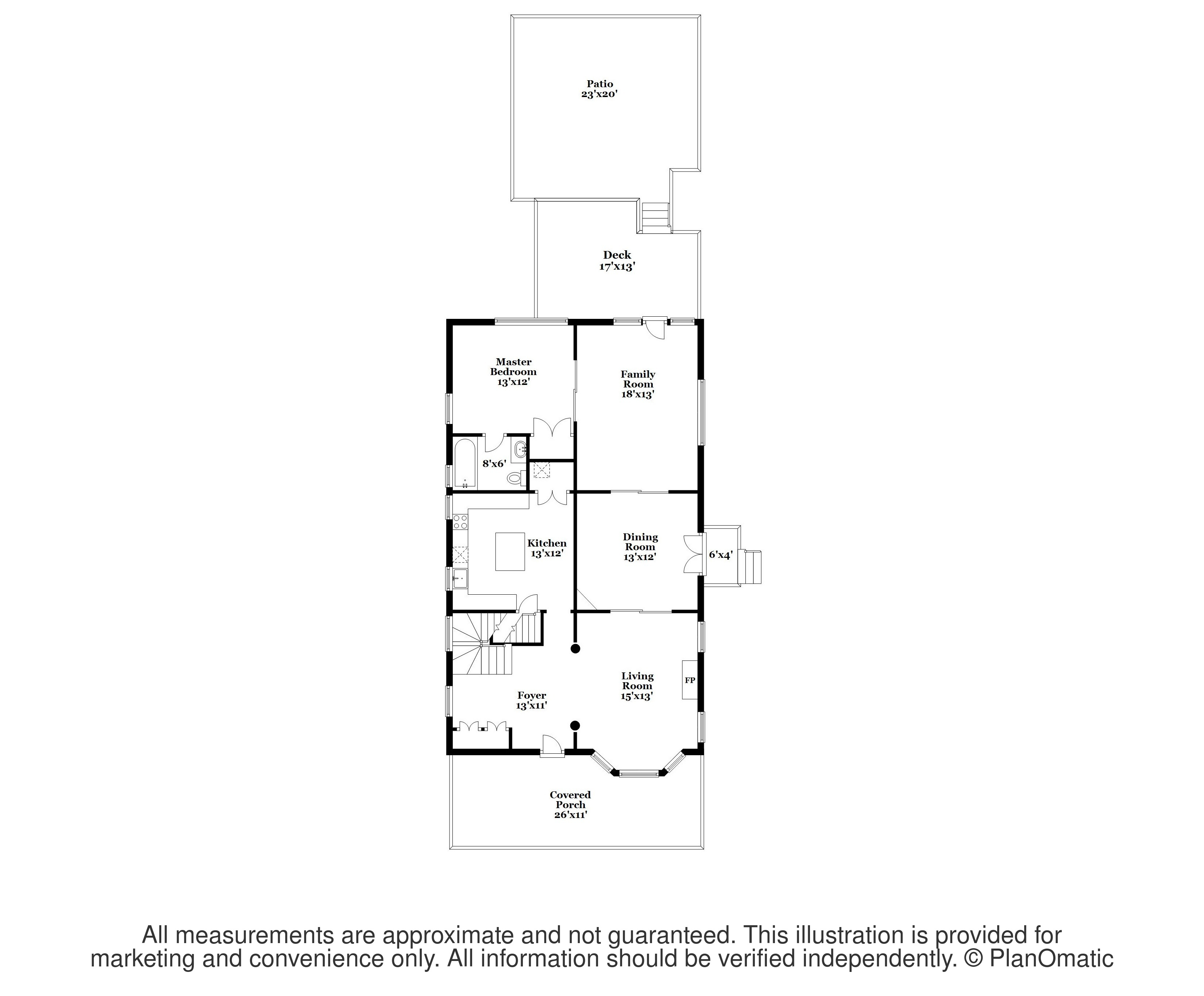Single Family Homes for Sale at Period Details in a Perfect Location 15 Jefferson Road, Princeton, New Jersey 08540 United States