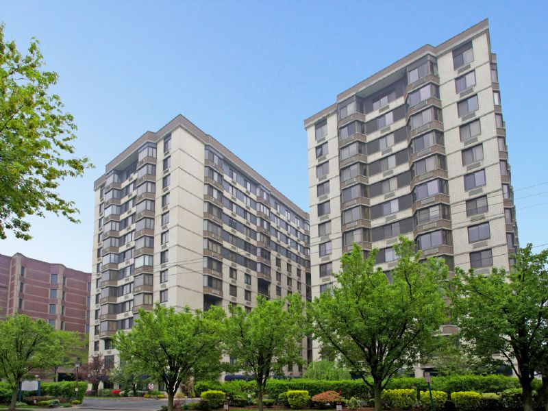 Condominium for Sale at World Plaza 326 Prospect Ave #12E Hackensack, New Jersey 07601 United States