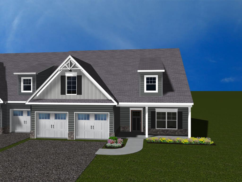 Casa Unifamiliar por un Venta en Featherton Crossing 146 Canvasback Lane Lot 21 Elizabethtown, Pennsylvania 17022 Estados Unidos