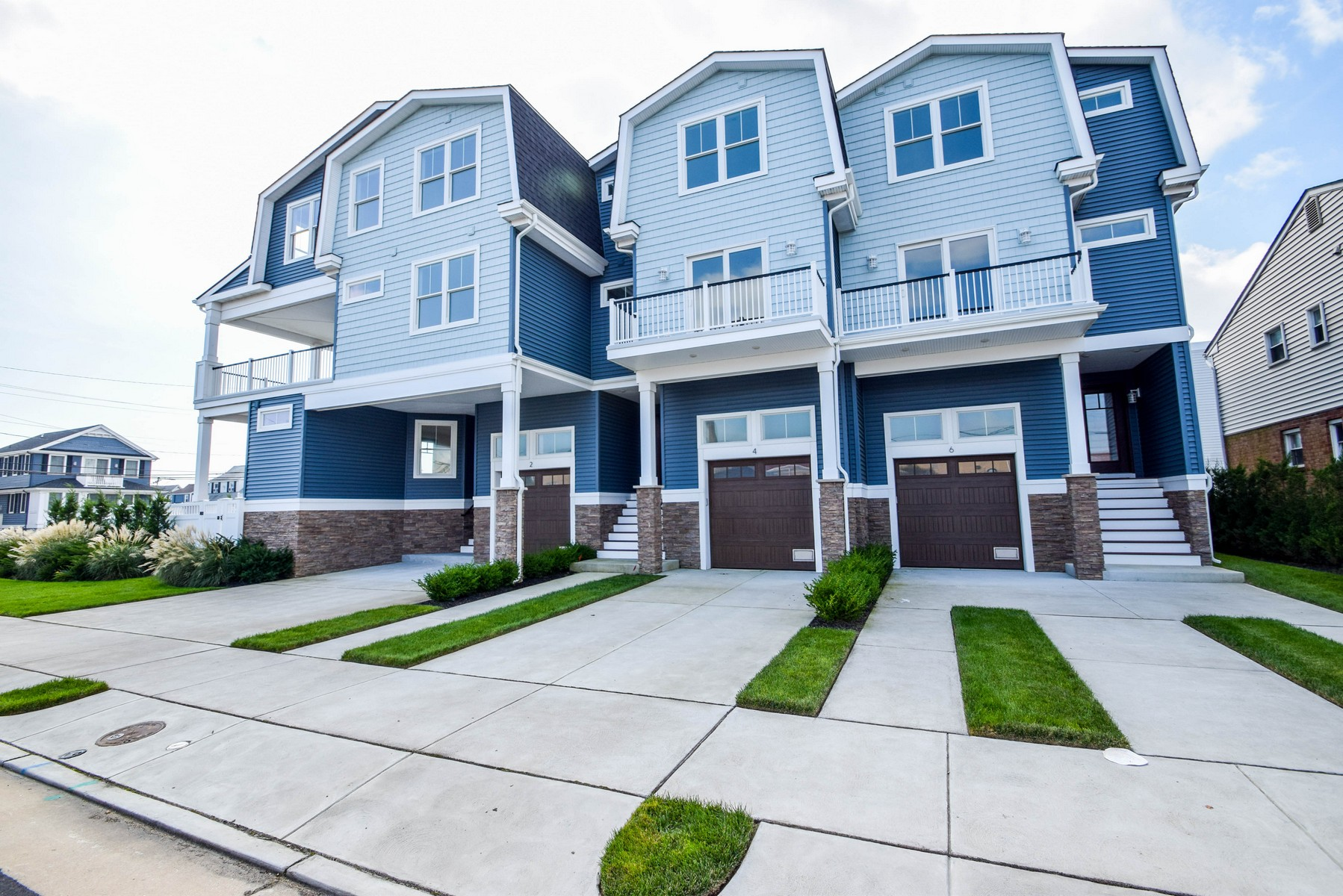 townhouses for Sale at 2 N 28th Ave Longport, New Jersey 08403 United States