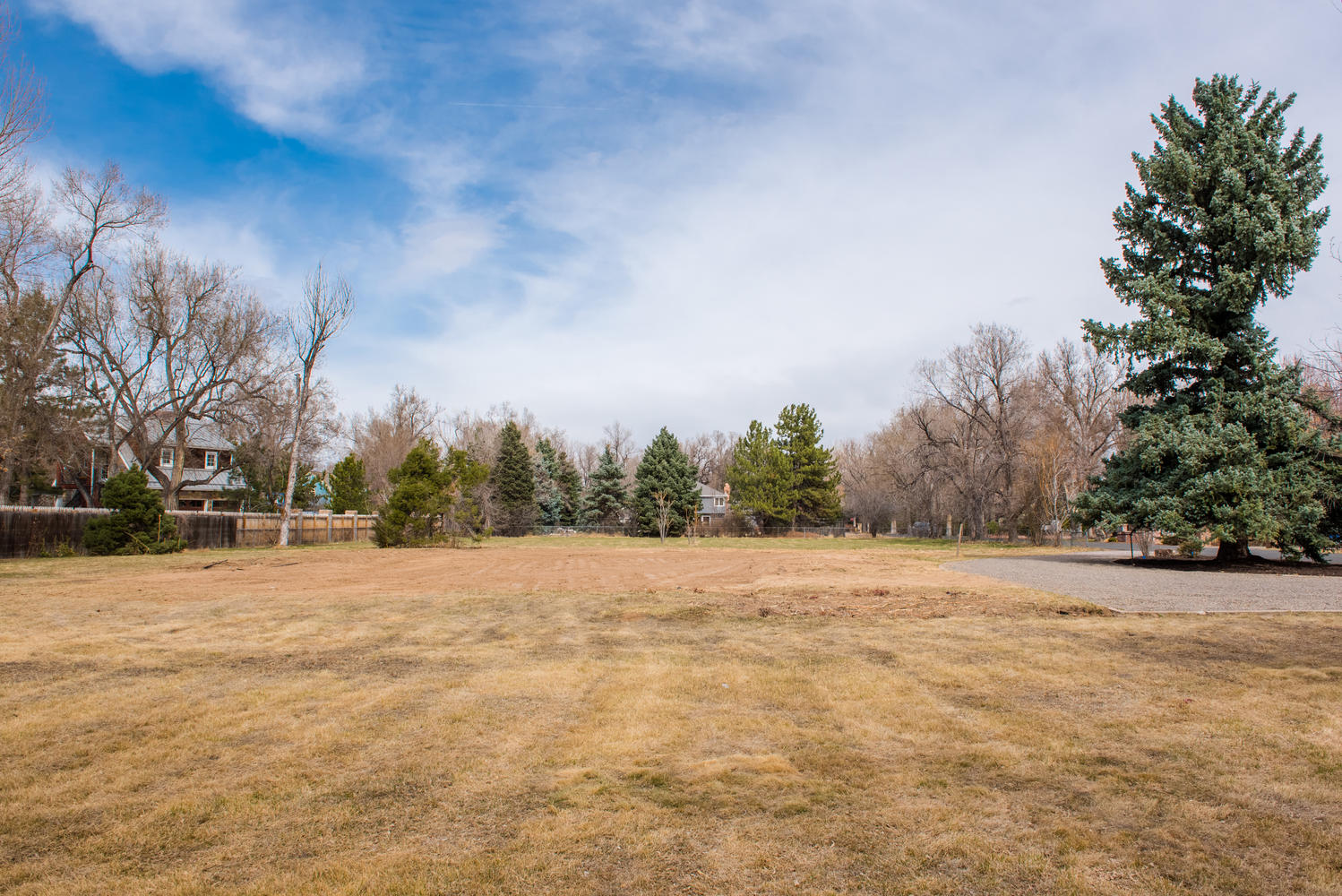 sales property at Pristine 1.15 Acre Site in the Heart of Old Cherry Hills